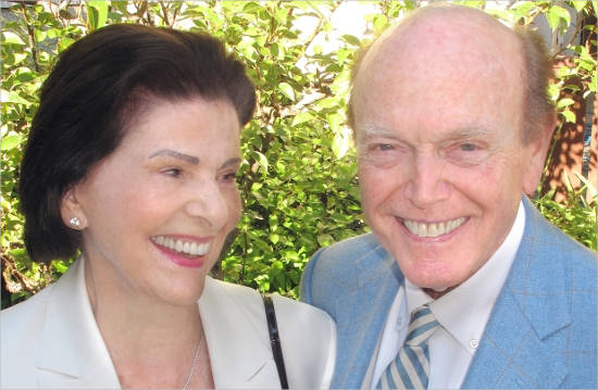 Wife and Children of Jim Pattison