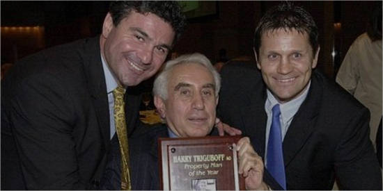 Achievements of Harry Oscar Triguboff