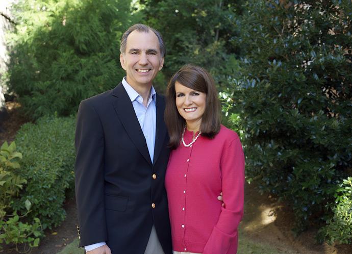 Eileen and Joe Gebbia