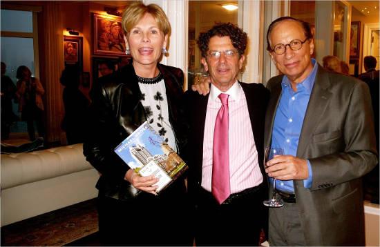Leonard Stern's Net Worth