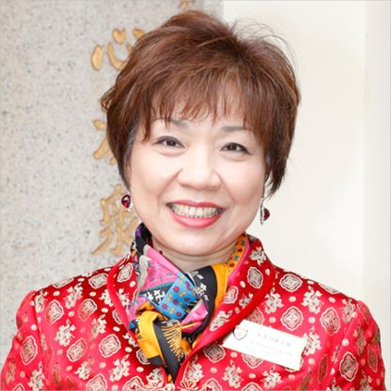 Pollyanna Chu built Kingston Group