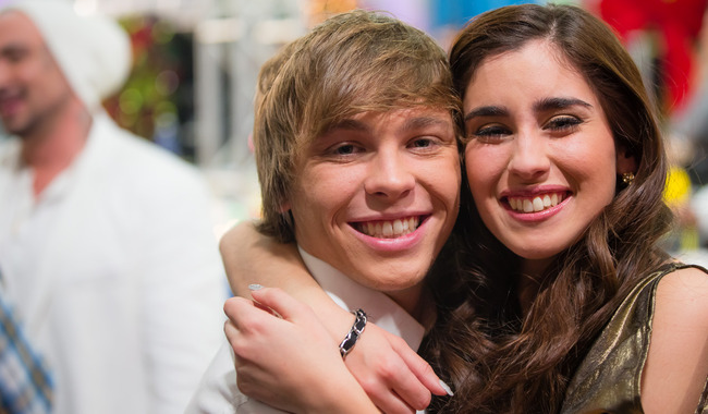 Wesley stromberg dating camila cabello