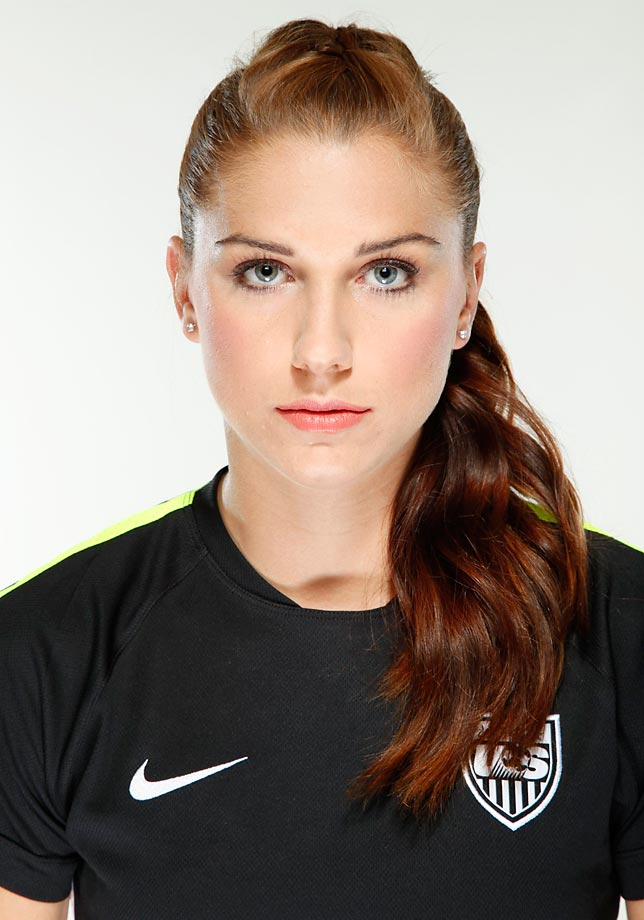 alex morgan - photo #26