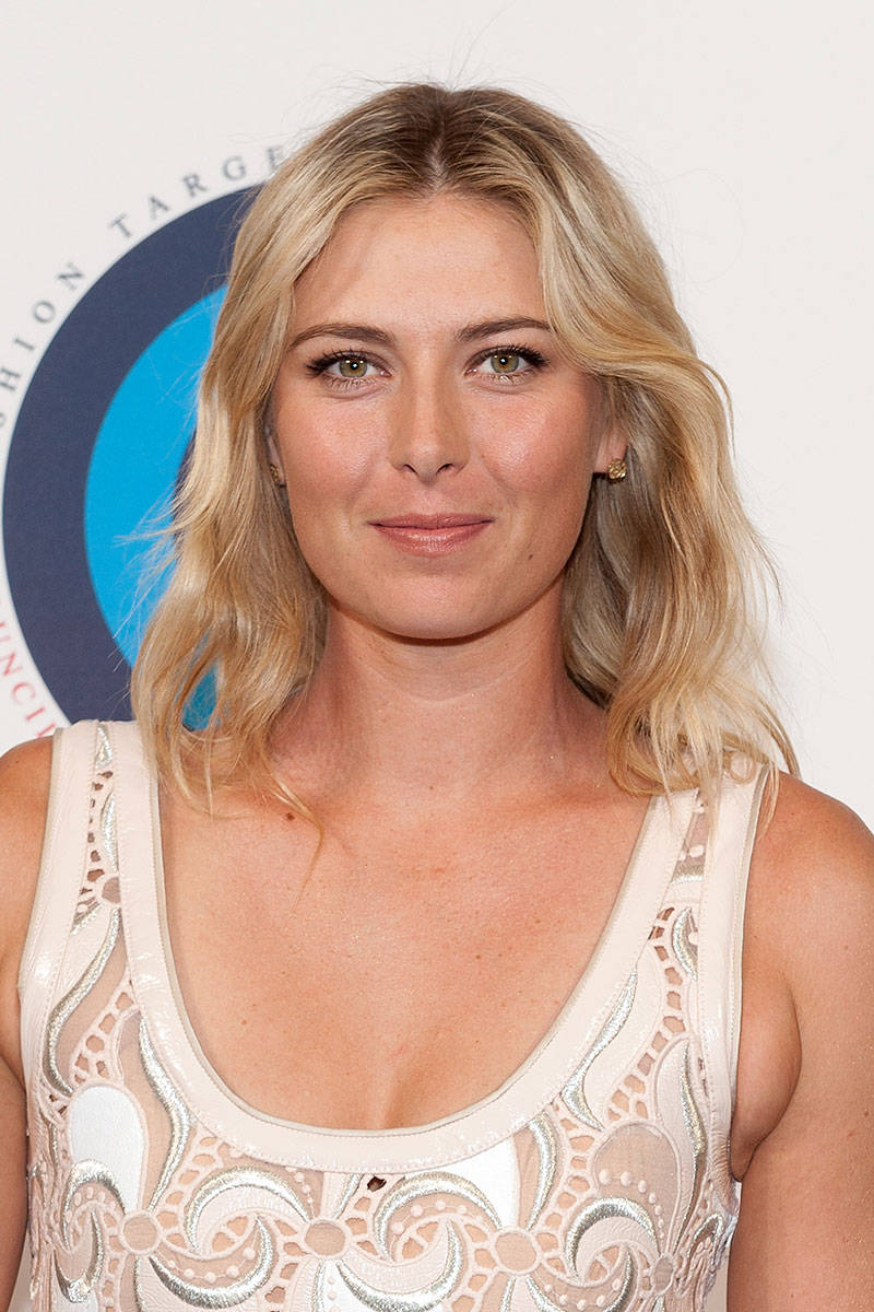 Maria Sharapova – Family Family Tree Celebrity Family