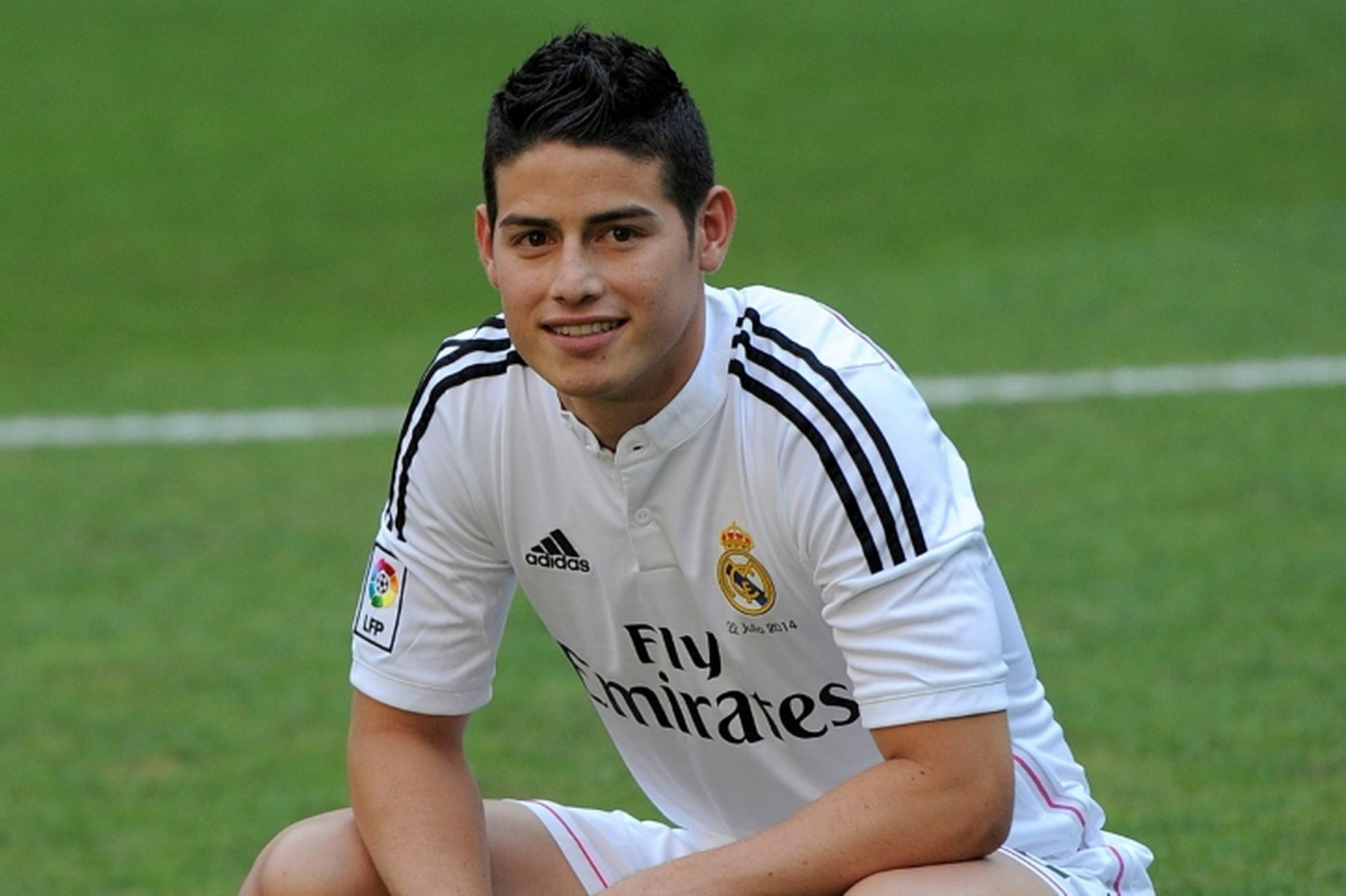 James Rodriguez Colombian Soccer Player