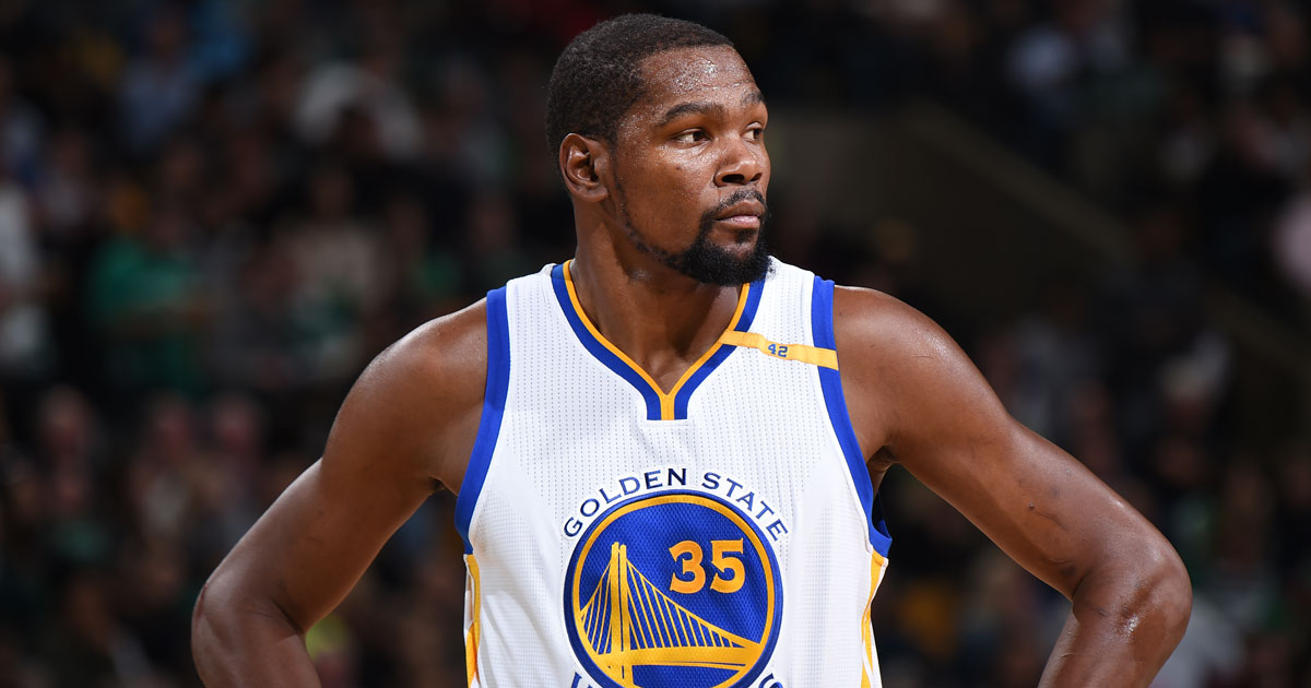 Kevin Durant – American basketball player - Celebrity Family