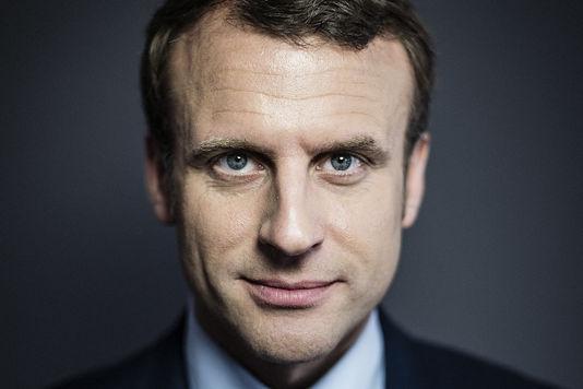 Emmanuel Macron President Of France