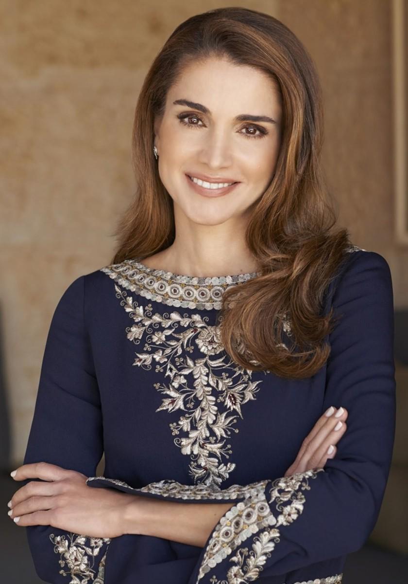 Queen Rania Al Abdullah—Queen Consort of Jordan Queen Rania Al Abdullah