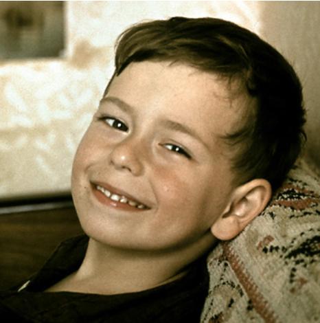 Roman Avdeev Childhood pic
