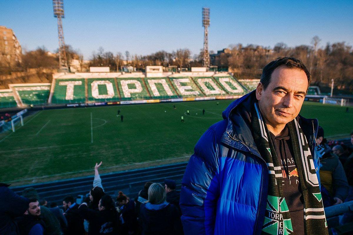 Roman Avdeev Torpedo